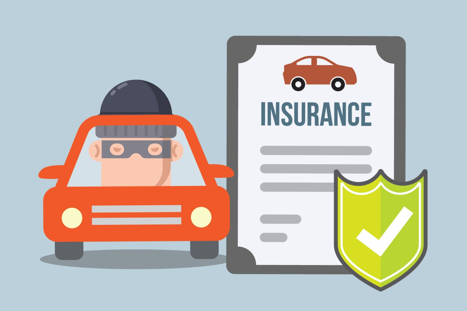 5 Things to Know About Car Theft Insurance
