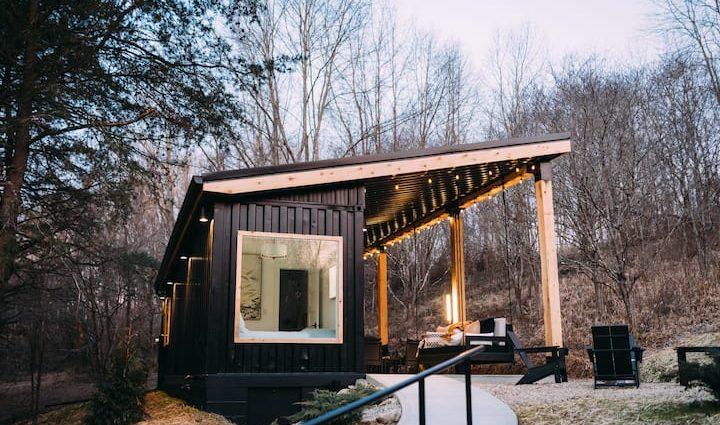 The Best Hocking Hills Airbnb, Ohio